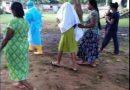 கொரோனா சிகிச்சை நிலையத்தில் சாமத்தியப்பட்ட சிறுமிக்கு நடந்த கதி!!